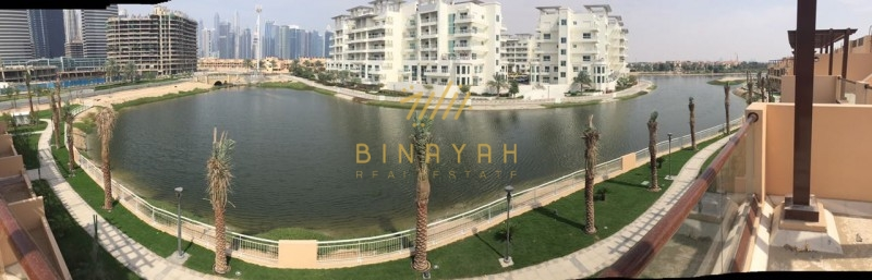 Brand New  4 BR |with Lake and Park View