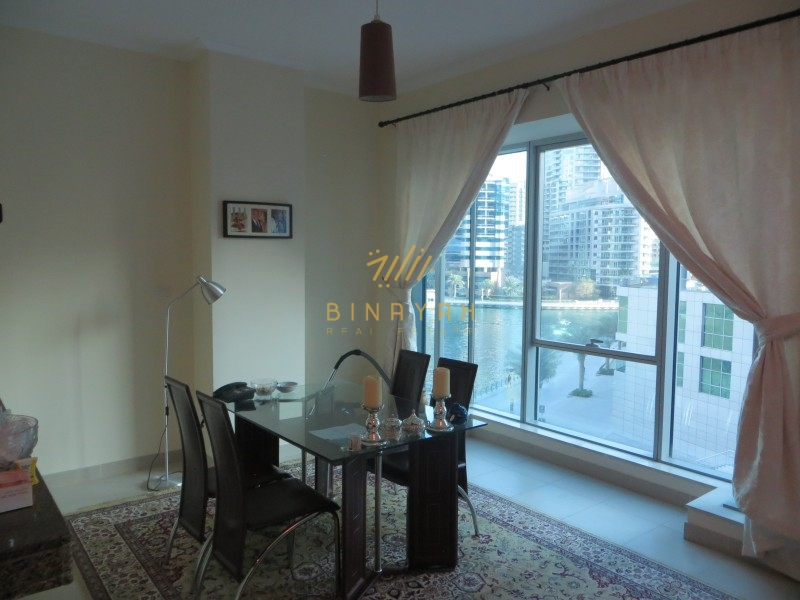 2 BR Furnished Marina Views in Delphine