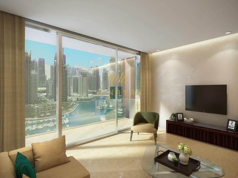 2 Bedroom Apartment Available for Sale In Marina Gate 1