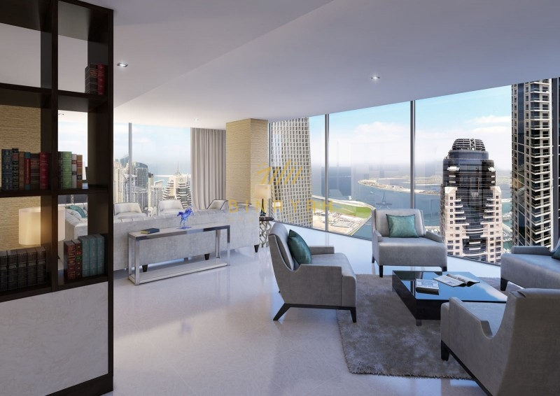 1 Bedroom Apartment Available for Sale In Marina Gate 1