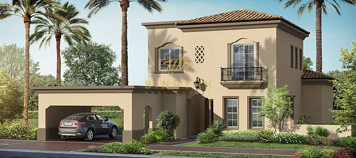 3 Bedroom Type 1 at Lila Arabian Ranches -2