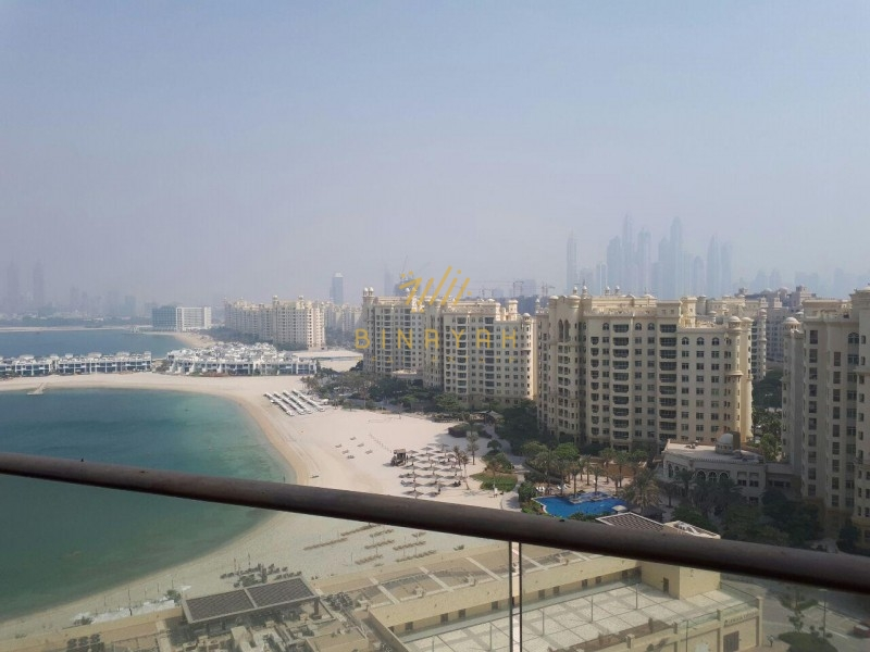 2 Bedroom for Rent Tiara Palm jumeirah
