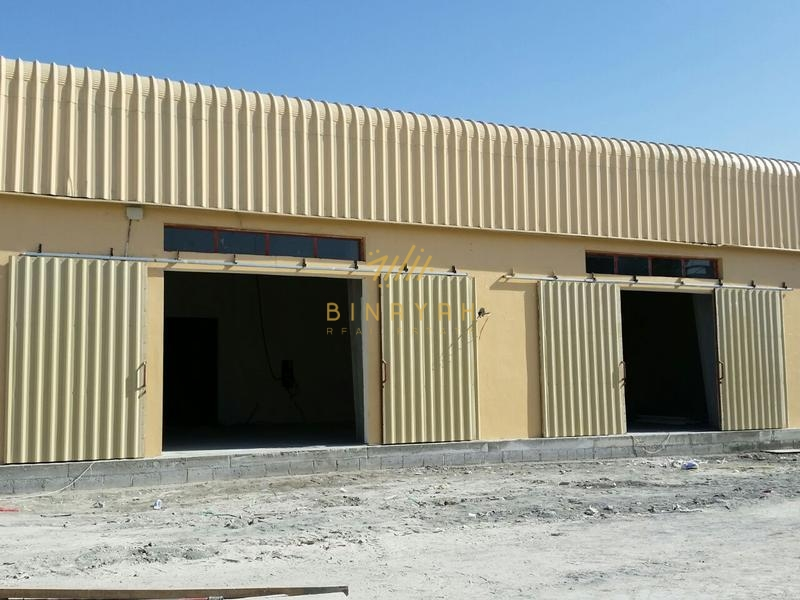 Warehouse for Rent in Al Quoz for Carpentry