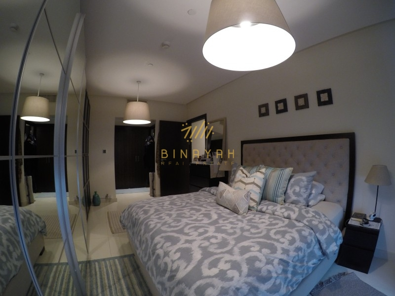 En suite 2BR+Maids | Upgraded | Vacant | Partial Sea View
