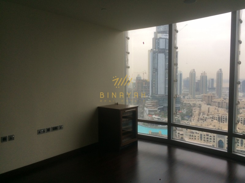 2 Bedroom at Burj Khalifa with Fountain View