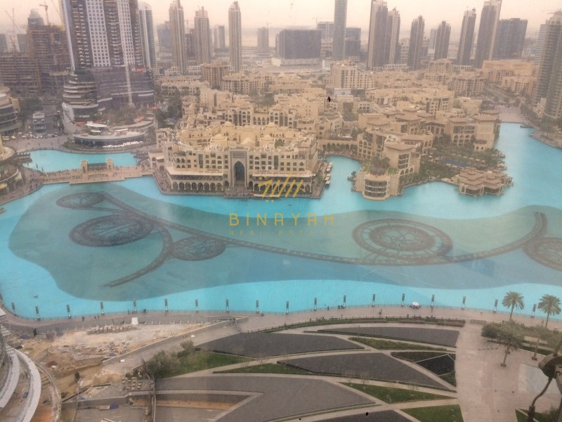 1 Bedroom at Burj Khalifa with Fountain View