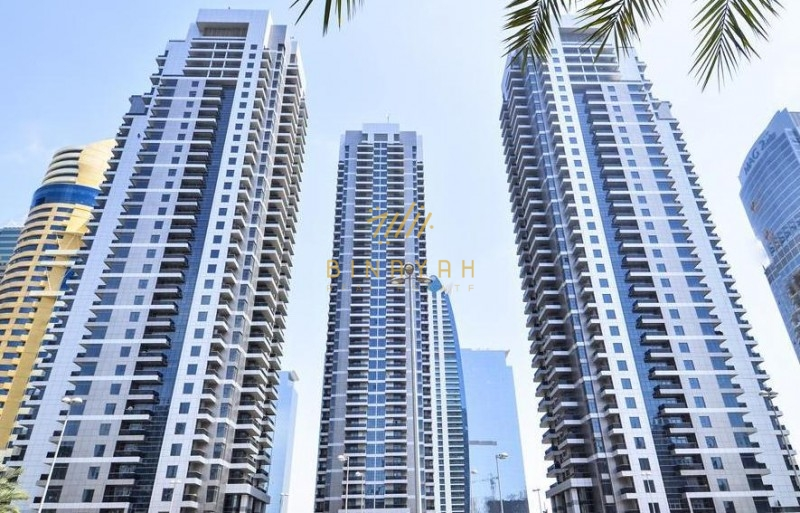 Large 1 Bedroom at Green Lakes  3 JLT
