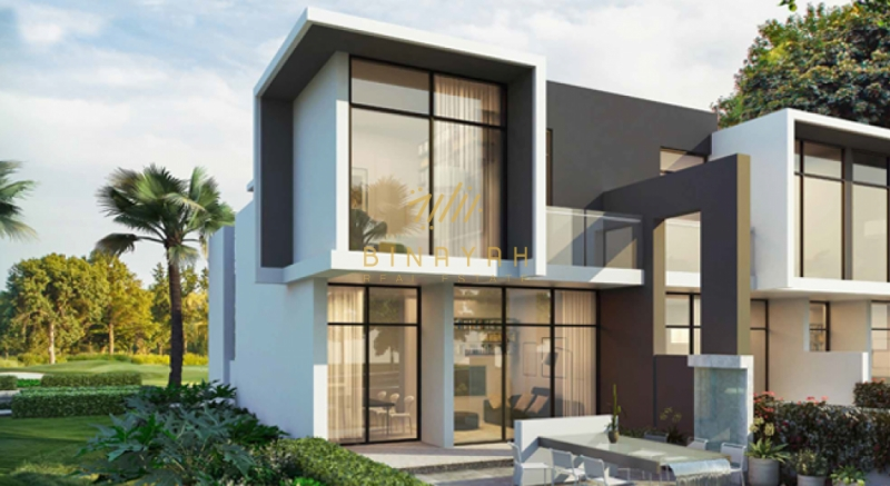 4 Bedroom in Bahya Villas at Akoya Oxygen