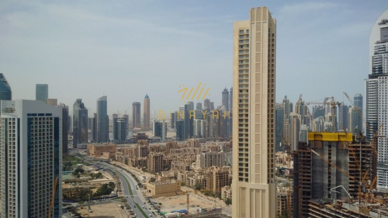 Furnished 1 BR | Old Town View|AED 90 k