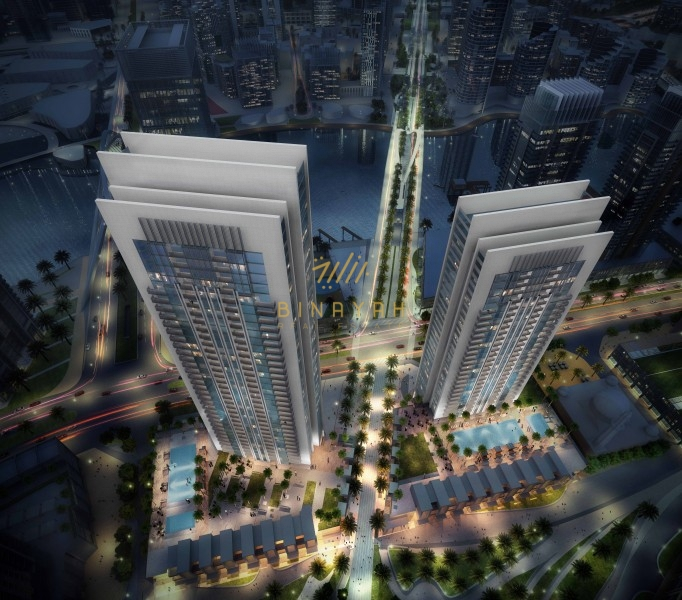 2 BR | Creek Gate - Dubai Creek Harbour