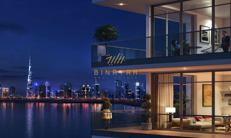 4 BR | The Cove | Dubai Creek Water Front