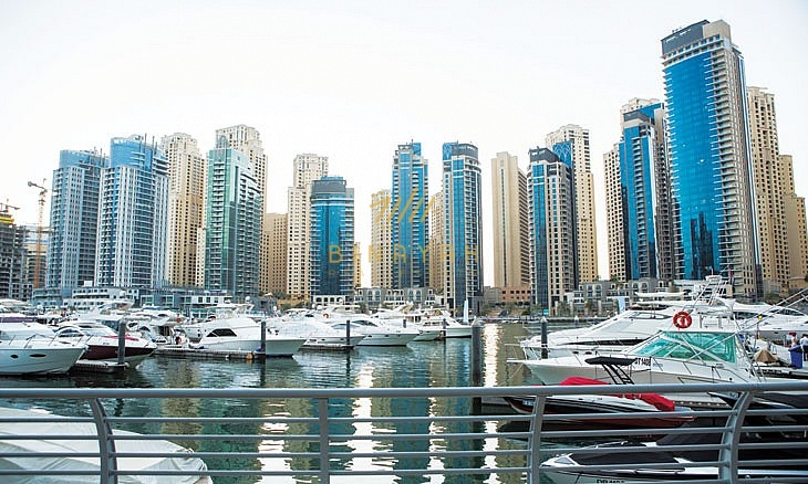 Marina Sail |2 BR |Stunning Views |Upgraded