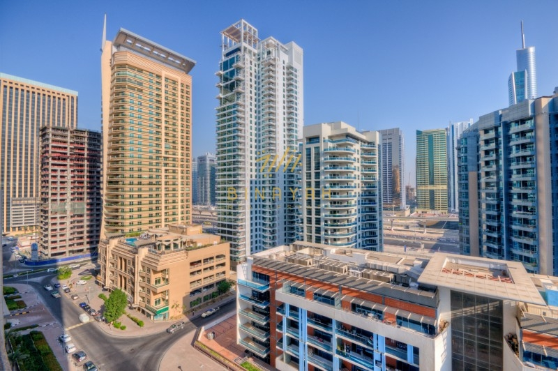 Al Majara 2 | 1 BR | Over looking Full Marina