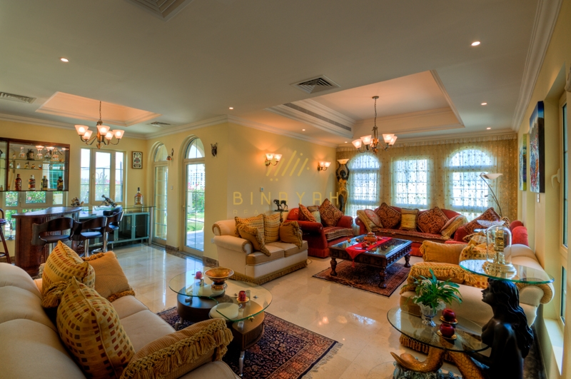 Furnished 5 BR  | Skyline and Lake View
