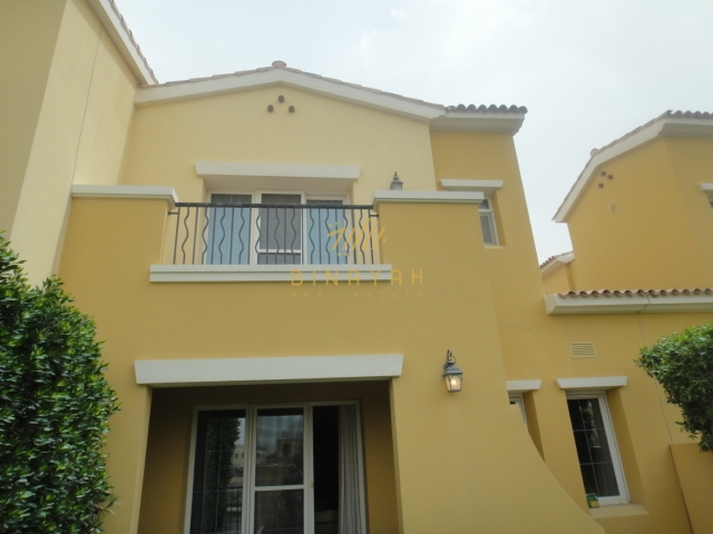 Spacious 2 BR Palmera 2| Semi Detached |Lake View