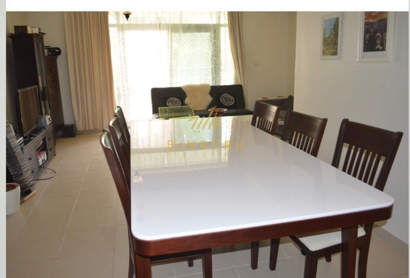 Furnished Large 1 BR | Vacant  Pool View