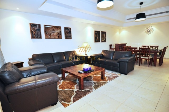 Spacious 2 BR | Furnished | Community View