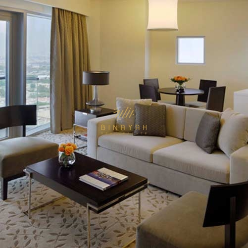 1 BR in | Address Dubai Mall Residences