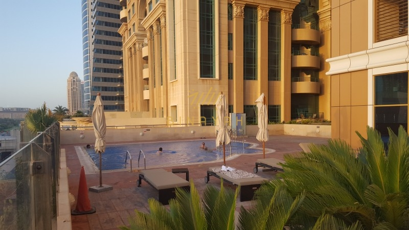2 BR I Full sea view l Elite Residence l Dubai Marina