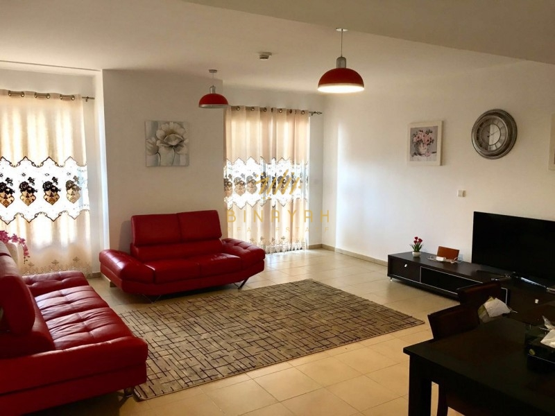 1 BR l Amazing full Sea View l Al Murjan
