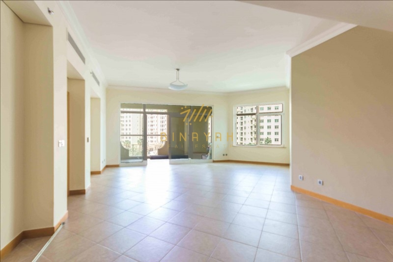 3 BR|Unfurnished | Mid Floor | Road View