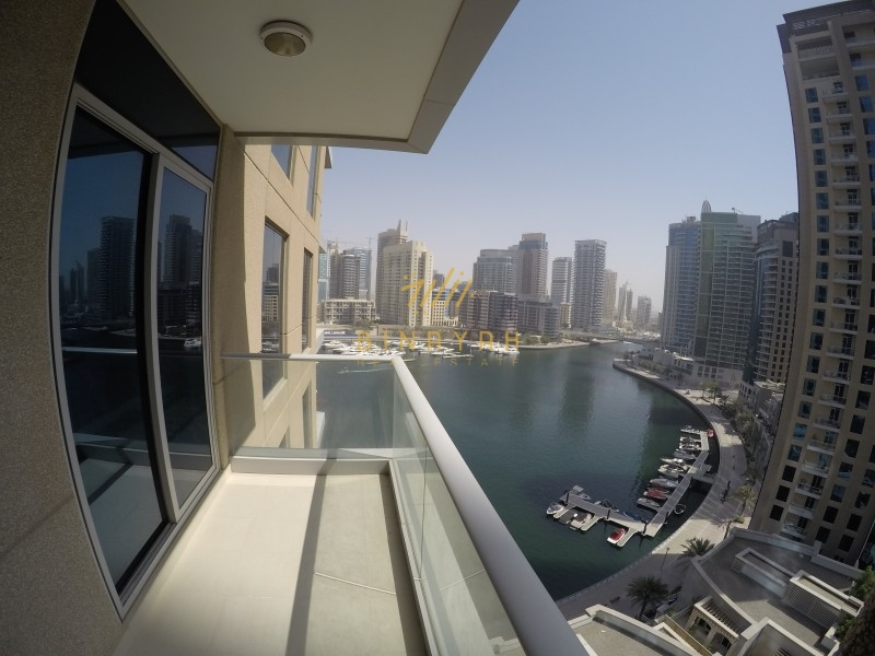 Marina and Sea View | 1BR Apt |Available