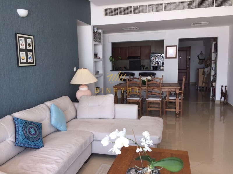 Exclusive 1 BR |High flr |Secure Parking