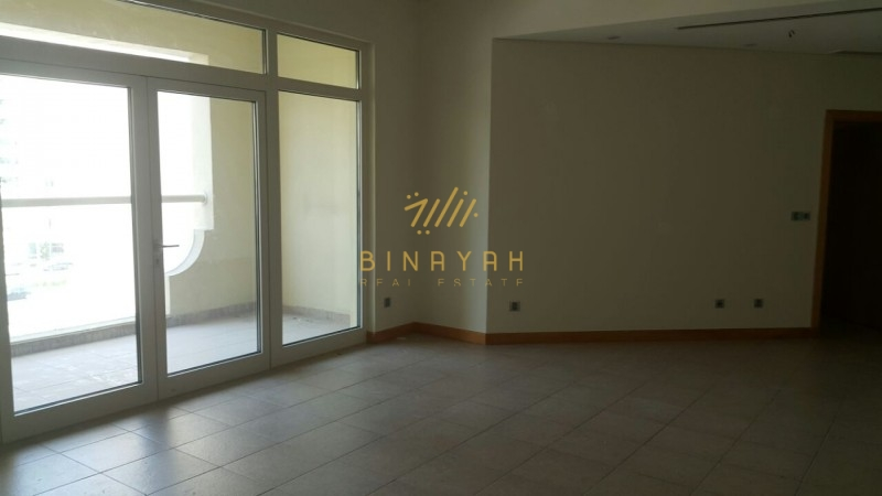 2 BR | Partial Sea View |135K Rent | Palm