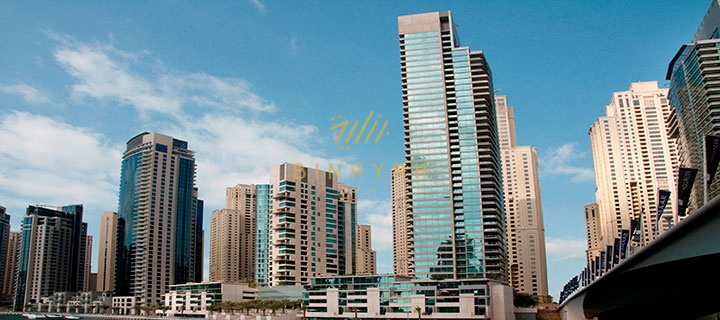 Luxury 3 BR | Al Sahab 2 | Marina Views