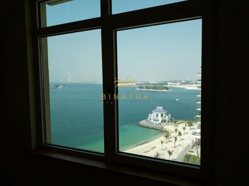 Spacious 2 BR | Amazing Sea View | Type D | 160K