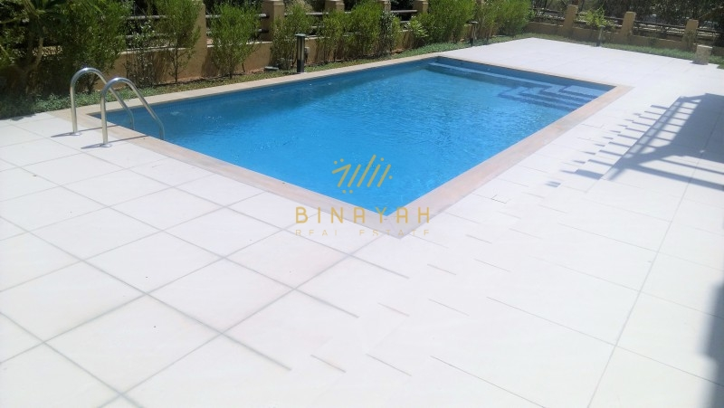 Fully Furnished |Private Pool|6 BR Villa
