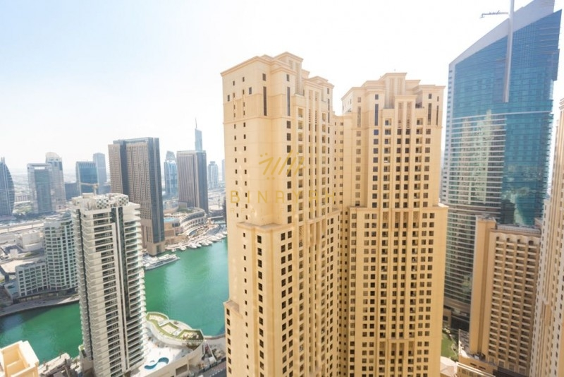 Amazing 1 BR I Marina View l 3 cheques