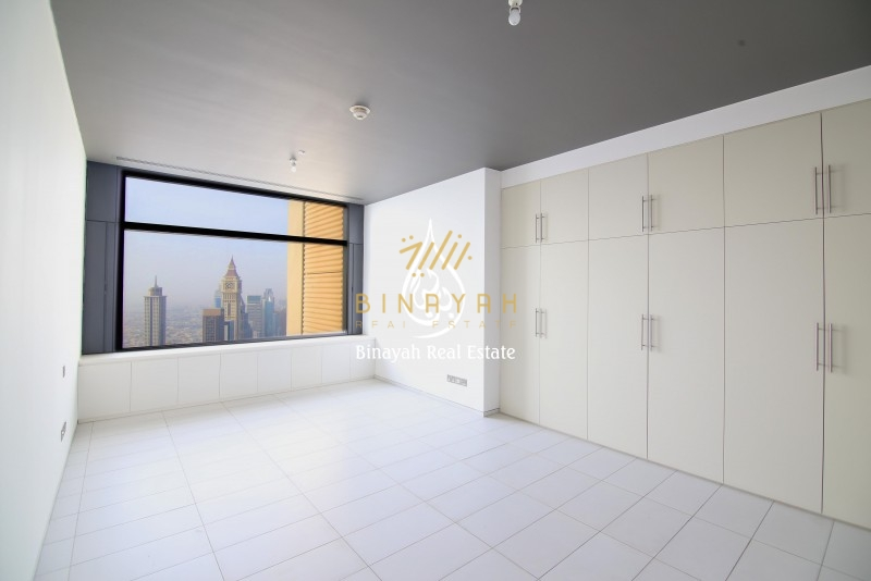 2 BR | SZR View | Vacant | for AED 155 K