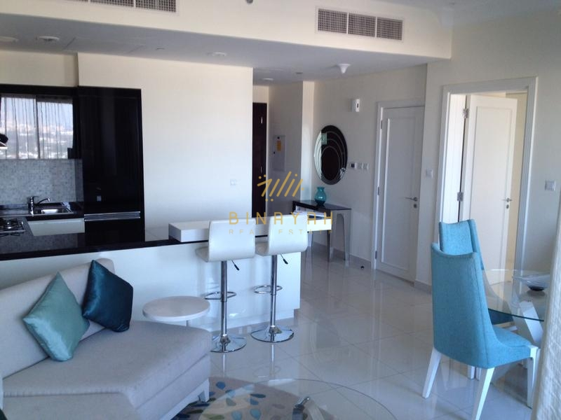 3 BR Serviced APT Vacant   Awesome Views