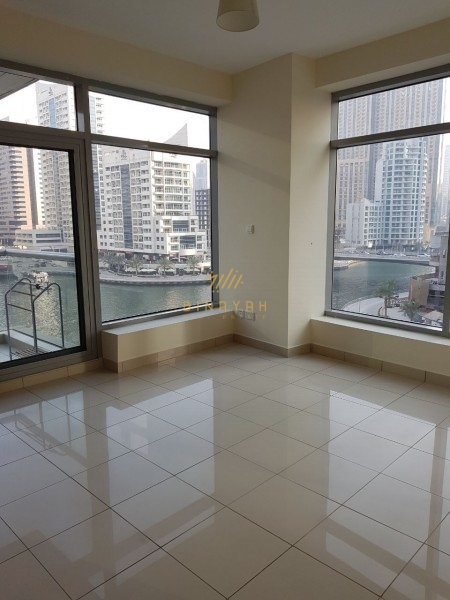 Spacious & Awesome 2BR | Full Marina View | Rented