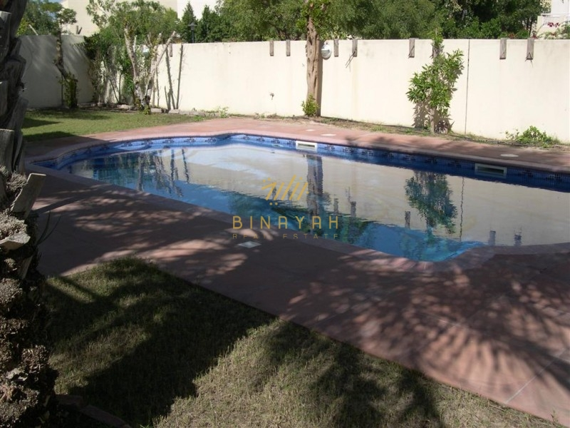 Meadows- 4 Typ 11 | 5 BR Villa with Pool