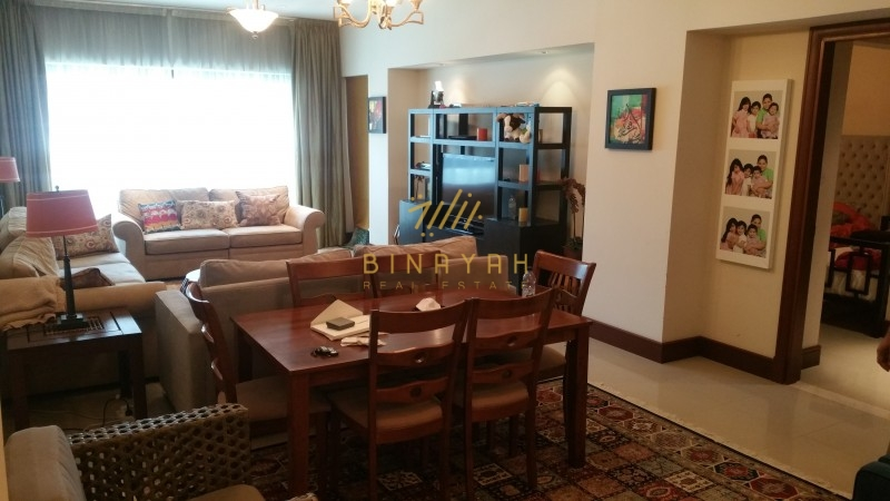 2 BR Furnished|Community View| Low floor