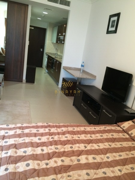 Fully Furnished Studio with High Return