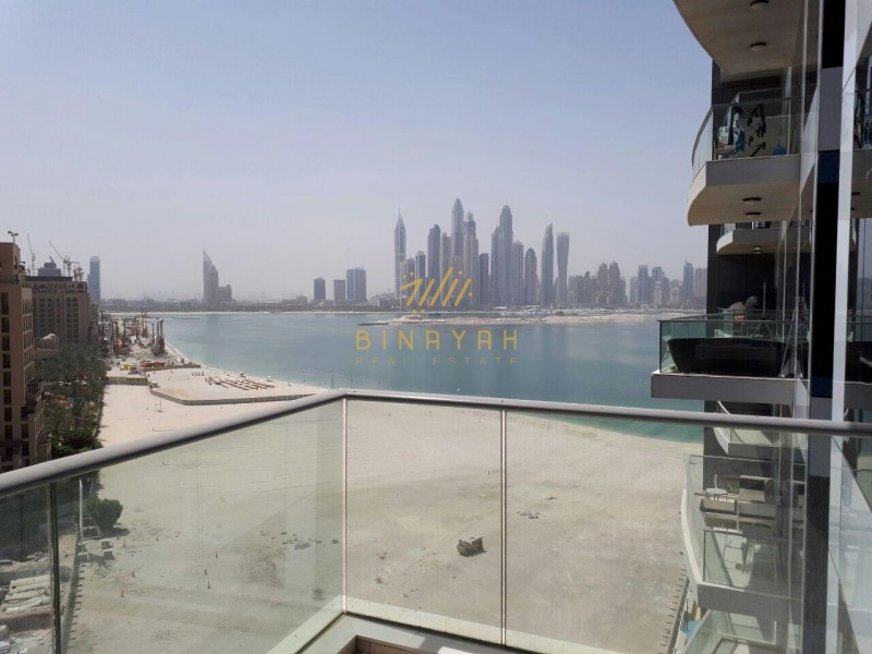 2 BR | High Floor | Marina Sky land view