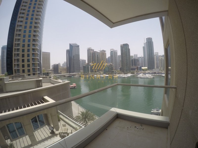 Pearl Of Marina|Marina View Upgraded 2BR