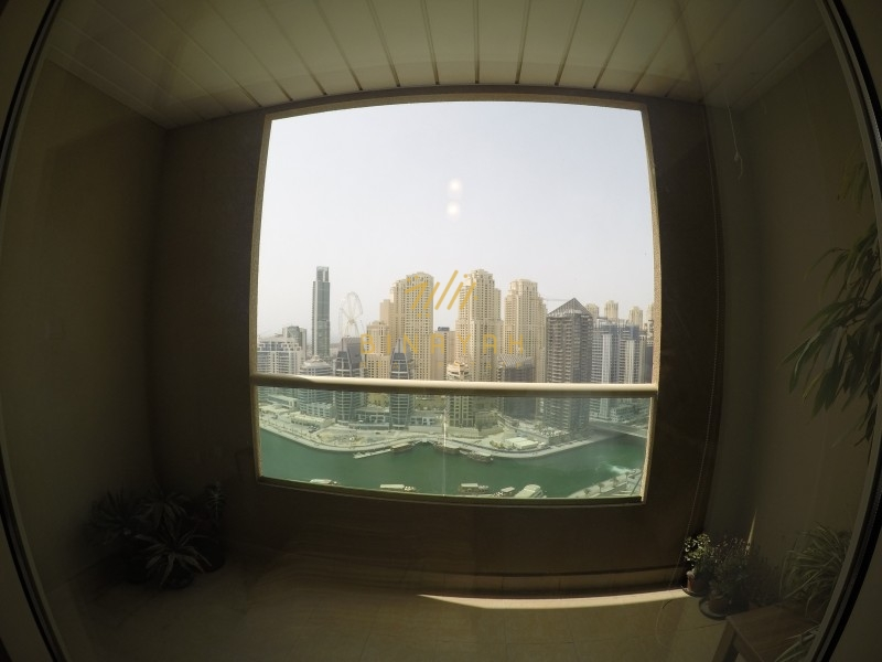 Full Marina View|Fully Furnished 3BR Apt