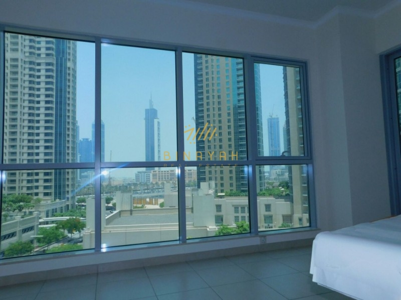 Amazing 2 BR | Partial Burj View |160K