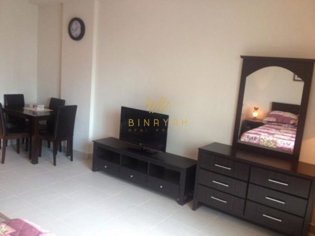 Studio  Apt| Partly Furnished | for 80 k