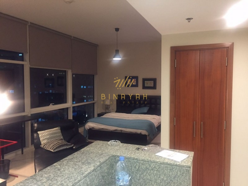Vacant Studio| Fully Furnished | for 80K