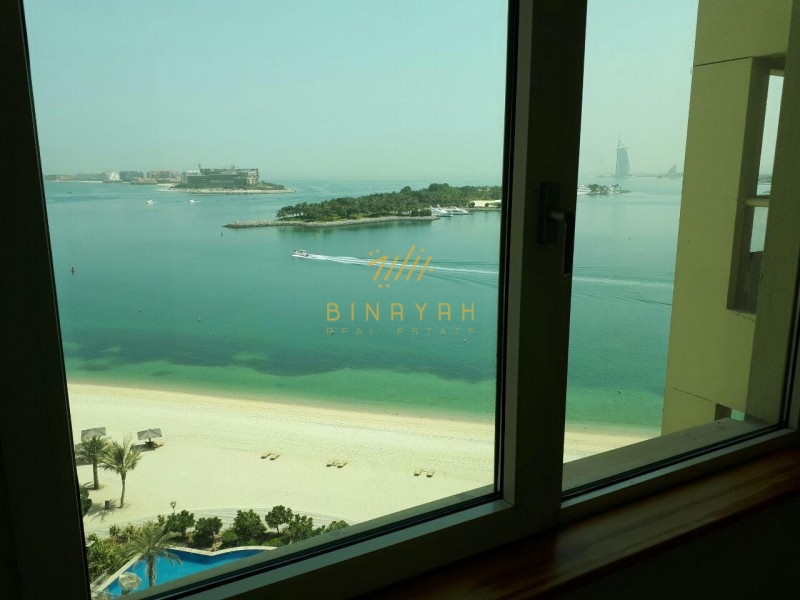 Immaculate 1 BR | Sea view Palm Jumeirah