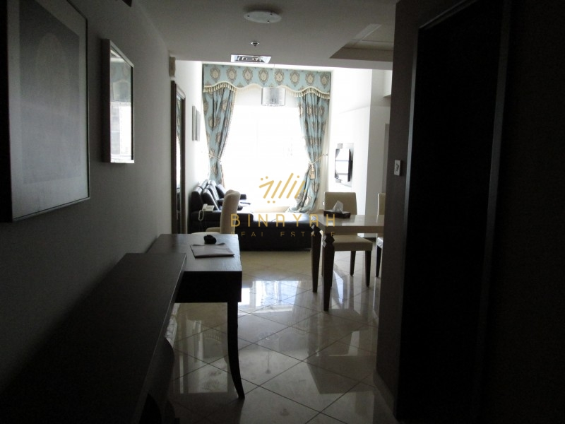 Concord Tower | Fully Furnished | 1 BHK!