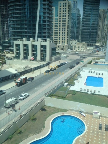 Chiller free  |Pool View|1 BR | AED 75K