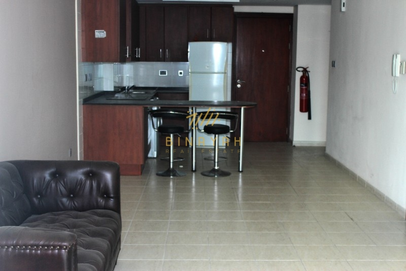 Semi furnished | 1 Bedroom | 4 Cheques !