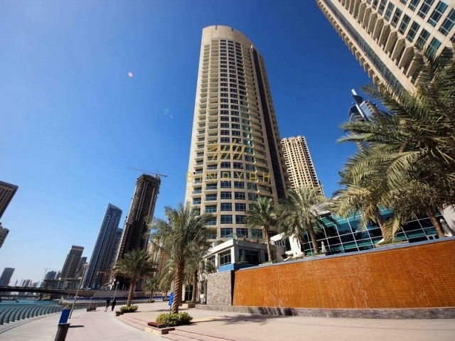 1BR |Marina View |Unfurnished|AED 83,999