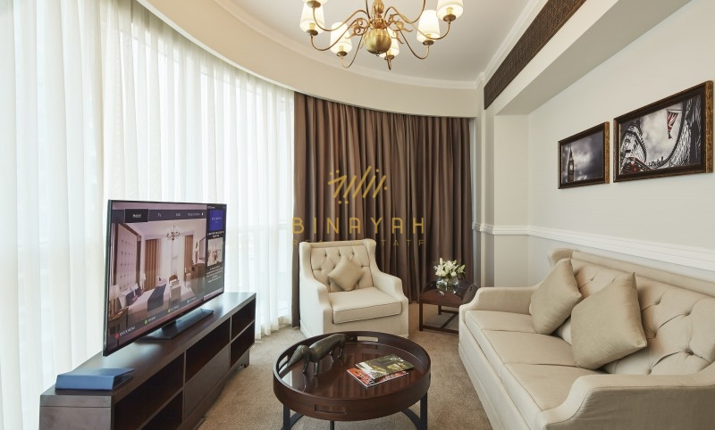 Luxury 1 BR in Dukes| Palm |on Monthly
